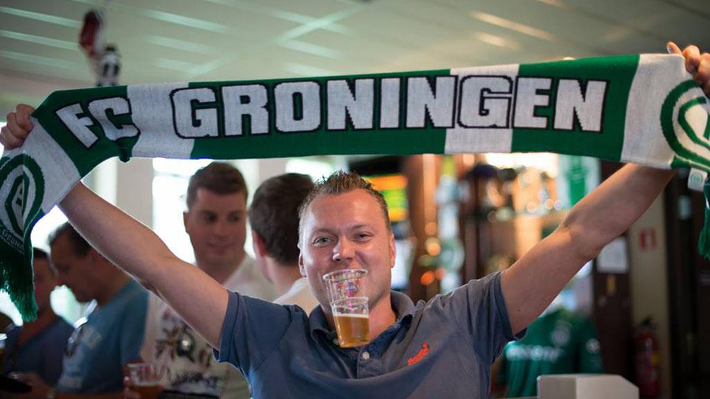 Fotoverslag FC Groningen - Feyenoord